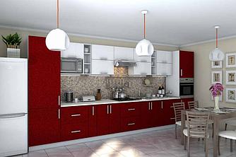 """Кухня """"Гламур 11"""" 460 см"""