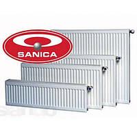Радиатор стальной SANICA 500*500 Тип 22 (глубина 100 мм)
