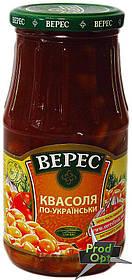 """Квасоля """"По-українськи"""" Верес 550 г"""