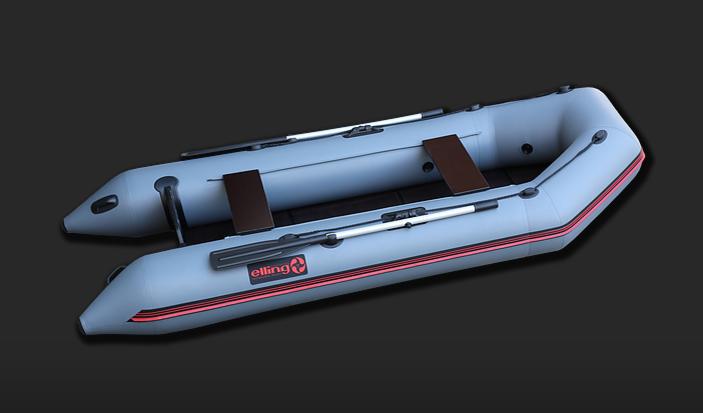 Моторные  лодки с килевым дном  - Патриот 290