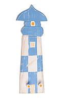 Вішалка Маяк (150*400) синьо білий