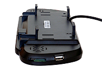 """7"""" монитор проигрыватель MP5 на зеркало для камеры заднего вида, 2 AV, BT, USB"""