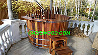 Офуро, японская баня, фурако из термоясеня 43мм, фото 1