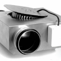 Центробежный прямоугольный канальный вентилятор Ø150 Turbo ВКП-К (450 м³/ч - 250 Па), фото 2
