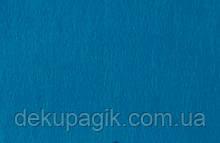Фетр для рукоделия 1,4мм 20х30см, синий