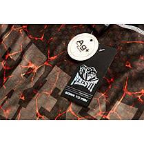 Рашгард Peresvit Immortal Silver Force Rashguard Short Sleeve Lava, фото 3