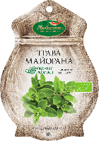 Трава майорана Organic, Любисток, 10 г