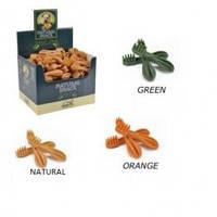 Лакомство для собак, кошек, Natural snack, Натуральная палочка, апельсин, яблоко, ананас, 7см