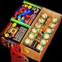 Миномёты (фестивальные шары)