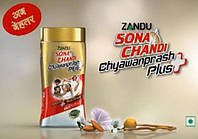Чаванпраш Zandu Sona Chandi, 450 гр