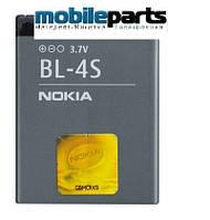 АКБ батарея АА STANDART NOKIA BL-4S  860mAh