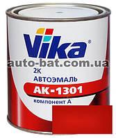 1015 Автоэмаль двухкомпонентная акриловая автокраска Vika 1015 Красная 0,85кг