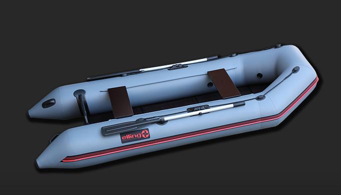 Моторные  лодки с килевым дном  - Патриот 310
