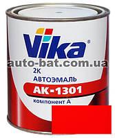 121 Автоэмаль двухкомпонентная акриловая автокраска Vika 121 Реклама 0,85кг