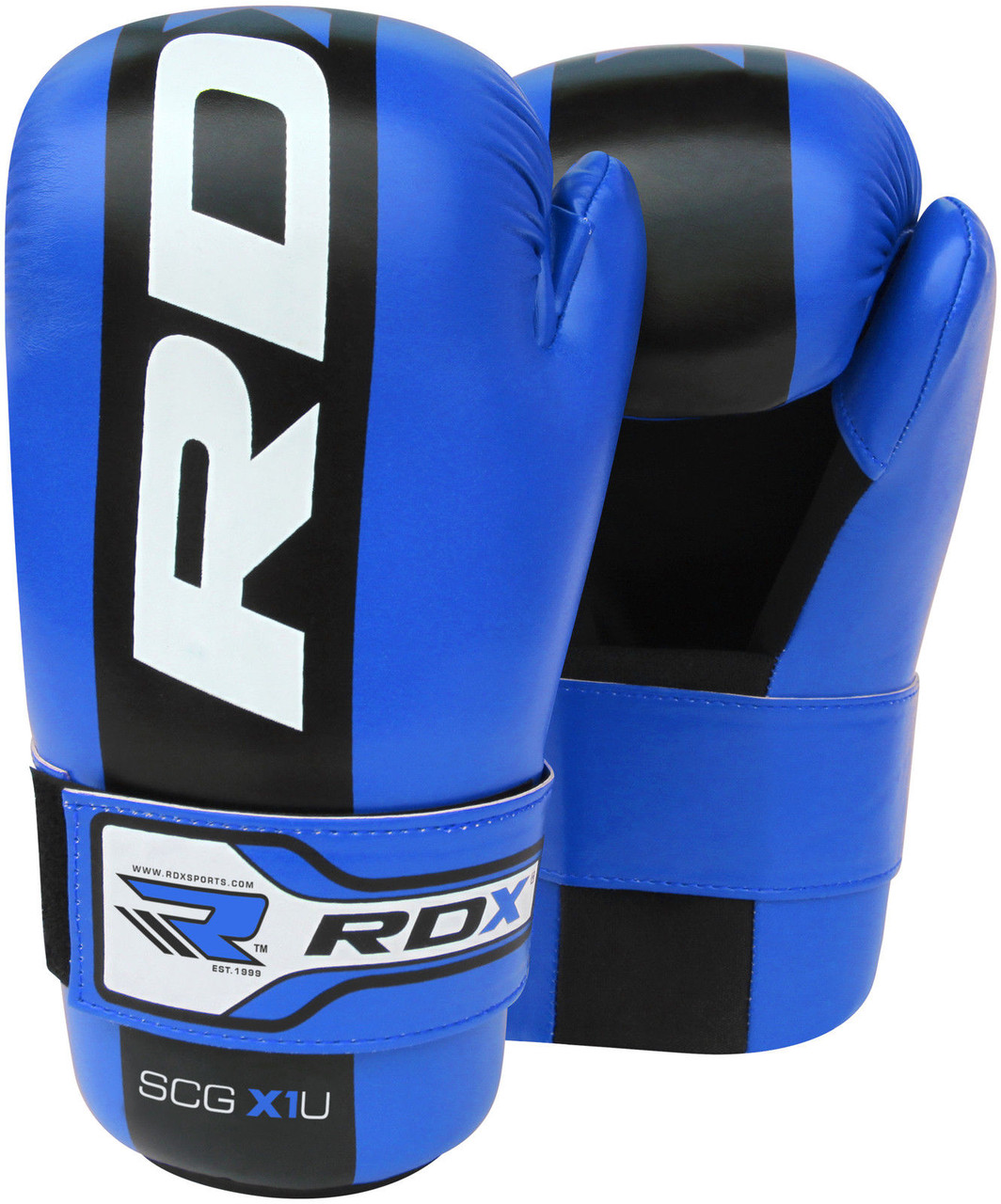 Перчатки RDX SCG-X1 Blue Semi Contact L