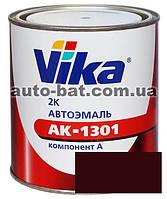 180 Автоэмаль двухкомпонентная акриловая автокраска Vika 180 Гранатовая 0,85кг
