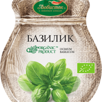 Базилик Organic, Любисток, 10 г