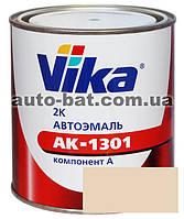 215 Автоэмаль двухкомпонентная акриловая автокраска Vika 215 Желтовато-белая 0,85кг