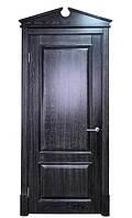 Дверь межкомнатная массив ясень