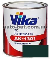 307 Автоэмаль двухкомпонентная акриловая автокраска Vika 307 Зеленый сад 0,85кг