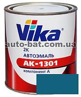 481 Автоэмаль двухкомпонентная акриловая автокраска Vika 481 Ярко голубая 0,85кг