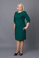 Стильное платье увеличенного размера