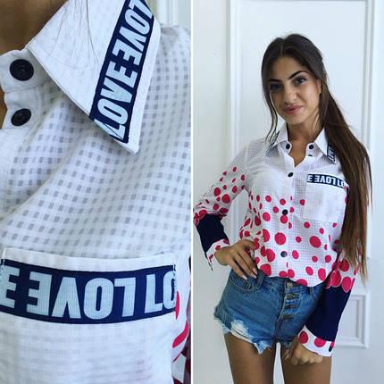 Рубашка на кнопках, фото 2