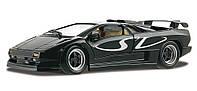 MAISTOАвтомодель (1:18) Lamborghini Diablo SV черный, фото 1