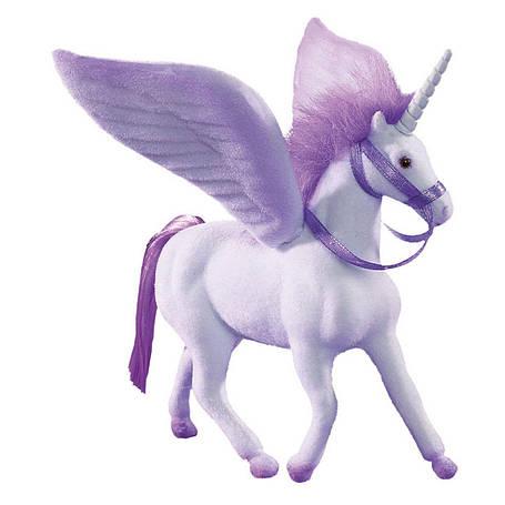 """Игровая фигурка «Simba» (4328348) единорог с крыльями """"Magic Fairies"""", 11 см (фиолетовый), фото 2"""