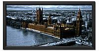 Репродукция в раме Вид на Лондон с высоты