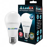 Лампа LEDEX 12Вт E27 4000К
