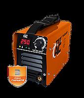Сварочный инвертор ТехАС ММА-250 с дисплеем