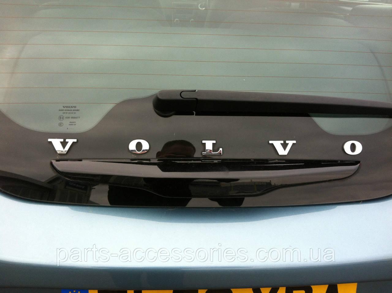 Volvo C30 2007-13 эмблема значок надпись на багажник новая оригинал