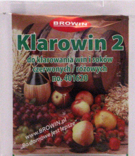 Винный желатин Klarowin 2