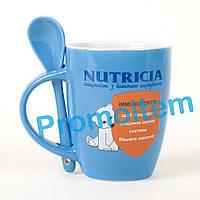Нанесение логотипов на чашки керамику (деколь) оптом