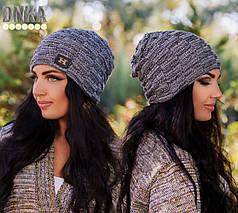 Женская теплая шапка, фото 2