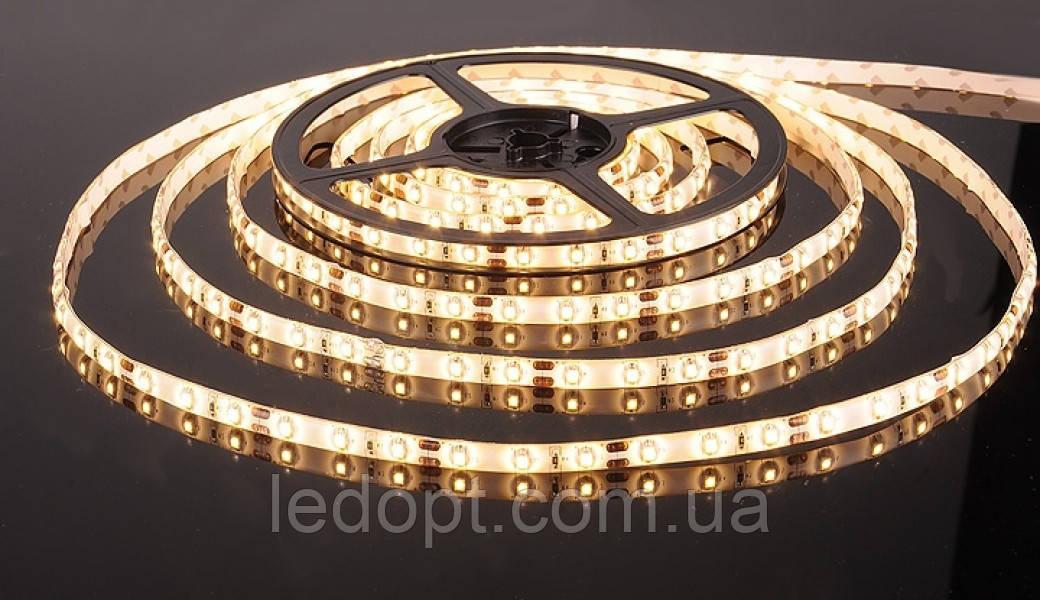 Светодиодная лента SMD5050 14,4W 60 LED/m IP20 Warm White 2700-3000k