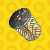 Фильтр топливный (элемент) СМД (2 отверствия)