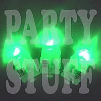 Светодиоды для шаров Пуля зеленые, одноцветные