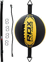 Груша Speed Ball RDX Yellow Regular, фото 1