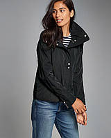 Черная куртка - анорак Abercrombie&Fitch