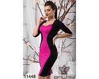 Элегантное женское  платье  (42-48) , доставка по Украине