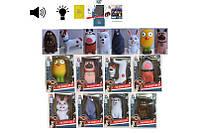 Фигурки героев мультфильма Тайная жизнь домашних животных 8 видов свет звук