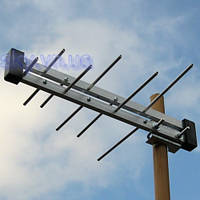 Внешняя антенна DVB-T2 Горизонт 1-12