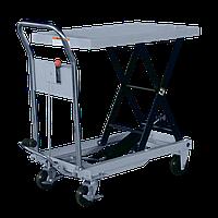 Гидравлический грузоподъемный стол Vulkan SYTJ-100S (1 т)