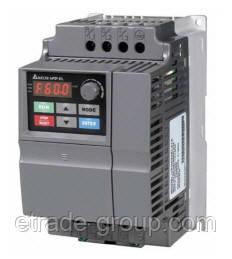 Преобразователи частоты Delta Electronics VFD015EL21A