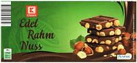 Шоколад молочный EDEL RAHM NUSS 200 г цельный фундук