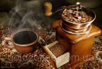 Помол зернового кофе