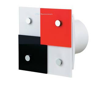 Обзор бытовых дизайнерских вентиляторов Вентс