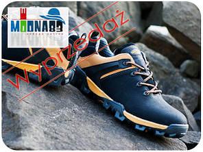BADOXX ONE Мужские трекинговые черные ботинки 41-46 код: 4991781528